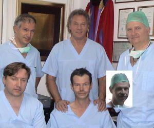 Козметични хирурзи от ЕС на обучение при д-р Сердев