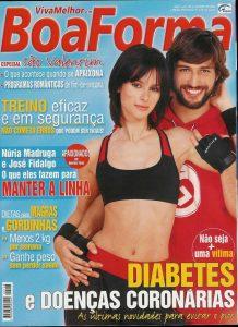 BoaForma Portugal със статия за методите на д-р Николай Сердев